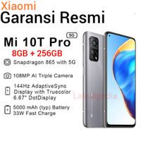 Xiaomi Mi 10T PRO 5G 256GB Garansi Resmi TAM 8/256 10 T 10TPro