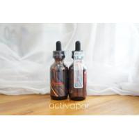 Manhattan Fifth Avenue 12mg 60ml Liquid Vape Salted Caramel Tobacco