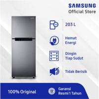 Kulkas Digital Samsung 2 Pintu 216 Liter