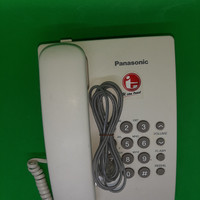 Telepon Panasonic KX-TS505, Telepon Rumah, Indihome dan Kantor
