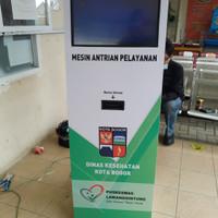 PAKET MESIN ANTRIAN PUSKESMAS HEMAT
