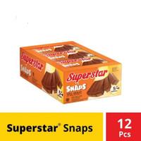 Superstar Snap Snaps 12pcs 12 pcs