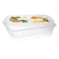 SNIPS Kotak Container Makanan Fresh Container 1L Rectangle - SATUAN