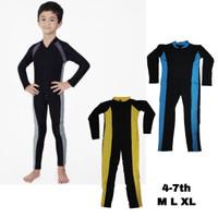 baju renang anak baju renang panjang anak baju diving anak