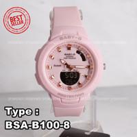 Jam tangan Wanita & anak Baby G BSAB-100 Pink Lilac navy cream putih