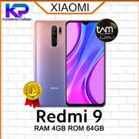 XIAOMI REDMI 9 4GB 64GB GARANSI RESMI TAM