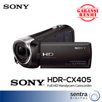 Sony Handycam HDR-CX405 - GARANSI RESMI