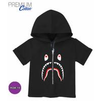 Baju Bape Shark Baju Hoodie Anak Premium Original #KDA-19
