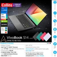 ASUS VIVOBOOK S14 S433EQ i7-1165G7 8GB 512GB MX350 2GB 14 FHD IPS W10
