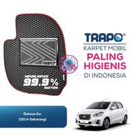 Karpet Mobil Trapo Datsun Go(2014-Sekarang) Baris 1 & 2