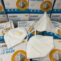 masker kn95 respirator 5 ply
