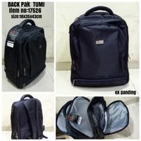 Backpack pria tumi premium/Ramsel pria Tumi