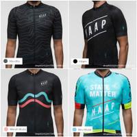 Baju Sepeda / Jersey Sepeda / Baju Gowes MAAP Bahan Premium Import