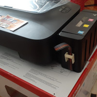 Printer canon ip2770+infus+tinta tabung kotak semarang