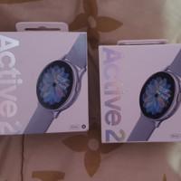 Samsung Galaxy Watch Active 2 40 mm Aluminium Garansi Resmi Sein
