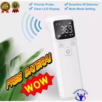 thermogun termometer tembak digital infrared bayi anak dewasa /