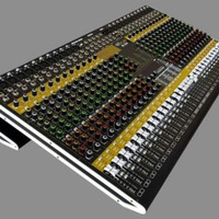 Mixer Audio GT Lab 24 Channel G24 G 24 Original By RDW