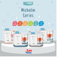 MICHELIN - Oonew baby pure Food Processor 6in1 steamer blender