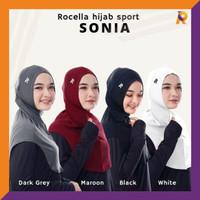 Rocella Sports - Hijab Sport Sonia - Jilbab Olahraga Instant