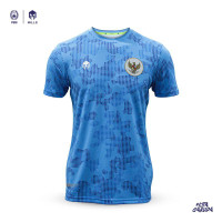 Jersey Timnas Indonesia Pre-Match MILLS Turquoise