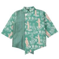 Lil' Notre Batik Anak Surjan /Lurik & Batik Kumpeni/Tosca