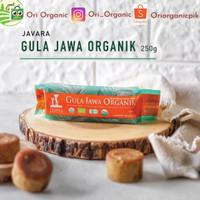 Javara - Gula Jawa Organik / Gula Kelapa / Organic Coconut Sugar 250gr