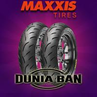 PAKET BAN MAXXIS VICTRA RING 14 UK 90/90-14 & 110/80-14 TUBELESS