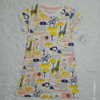 tunik anak overcranes motif binatang / kaos anak / baju anak