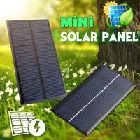 DIY Mini Solar Cell Panel Surya Smartphone Powerbank 2W