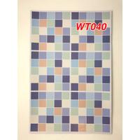 WT40 Wallpaper Tiles Sticker / Sticker Tegel