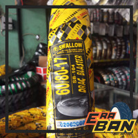 BAN SWALLOW DRAG BLASTER SB-104 - 60/80 RING 17 TUBETYPE SOFT COMPOUND