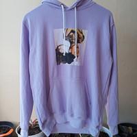 Hoodie H&M Ariana Grande Purple