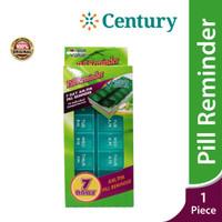Century 7 Sided Pill Reminder / Pill Box / Tempat Obat