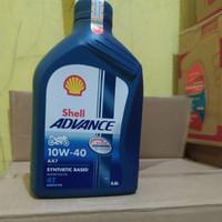 Shell Ax7 Racing 0.8ml