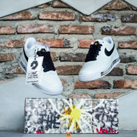 Sepatu NIKE AIR FORCE 1 PARANOISE PEACEMINUSONE 2.0 by G - Dragon