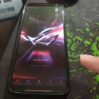 Asus Gaming Rog Phone 2 Ram 8/128 ex tencent