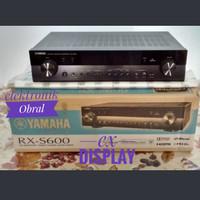 Yamaha AV Receiver RXS600/RX-S600 EX Display Selain denon,marantz,jbl