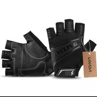 Cycling Gloves gel Lixada sarung tangan Sepeda
