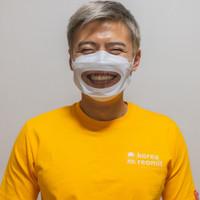 Anti Fog Visible Mask - Tong Tong Mask