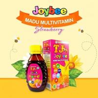Madu TJ joybee multivitamin strawberry 100ml