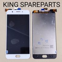LCD OPPO f1s a59 complete ori white a1601