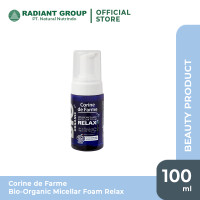 Corine de Farme Bio Organic Micellar Foam Relax