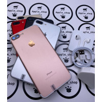 iphone 7 plus 32gb 128gb second fullset ex inter
