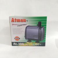Atman AT-104 AT104 Pompa Air Power Head Mini (2000 Lph 38 watt)