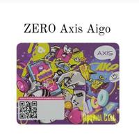 Voucher Axis Aigo Zero