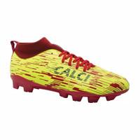 Calci Sepatu Bola Titan Z SC - Solar kuning stabilo red Size 39