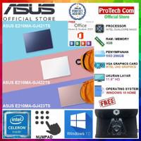 LAPTOP ASUS E210MA - INTEL DUALCORE N4020 4GB 256GB 11.6 W10 NUMPAD