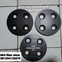 Dop velg kaleng pcd 4x114 model sahara