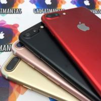 Iphone 7 plus 32gb 128gb second ex inter fullset mulus
