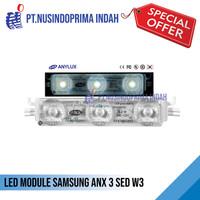 LED Module Samsung ANX 3 SED W3